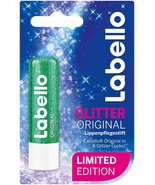 Labello ORIGINAL Glitter: Green lip balm/ chapstick -1 pack - Made in Ge... - $4.50