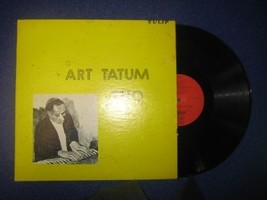 ART TATUM TRIO TULIP RECORDS JAZZ BIG BAND BOP SWING - $40.10