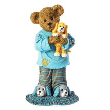 "Boyds Bearstone ""Benji Goodfriend w/ Buster..Bedtime Pals"" #4037998 - NI... - $29.99"