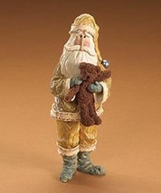 "Boyds Holiday ""WINTER DREAMS"" #28051-1E- Folk Art Santa-NIB- 2006 -Retired - $39.99"