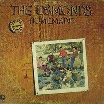 Homemade [Vinyl] The Osmonds - $19.61
