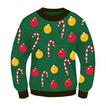F69544 (Std L 42-44) Ugly Christmas Sweater Tis the Season - £30.35 GBP