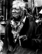 Sanford and Son WH Red Foxx Vintage 8X10 BW Comedy TV Memorabilia Photo - $6.99