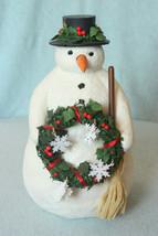 Hallmark Marjolein Bastin Snowman - $12.99