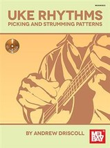 Uke Rhythms: Picking And Strumming Patterns/Book w/CD Set  - $16.99