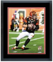 Andy Dalton Cincinnati Bengals vs Jets - 11 x 14 Matted/Framed Photo - $836,92 MXN