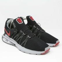 Nike Shox Gravity Black Varsity Red BRED Running size 8.5 AR1999-016 EUR 42 - $79.19