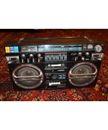 Vintage Lasonic Trc-931 Radio Boom Box Attic Find As Is For Restoration 515C  - $435.00