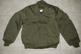 NEW US AIR FORCE NOMEX FLYER'S JACKET COLD WEAT... - $88.83