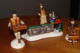 """Dept 56 Christmas Village Collection """"Tending the Coldframe"""" - $12.00"""