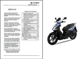 kymco movie xl 125 150 scooter service and 50 similar items rh bonanza com Kymco Agility 125 Top Speed Kymco 125 ATV