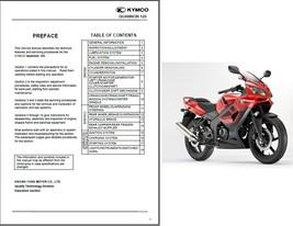 kymco movie xl 125 150 scooter service and 50 similar items rh bonanza com 2018 Kymco K-Pipe 125 Kymco Spade