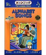 Alphabet Songs - Kidzup The learning Series (ages3+) - $5.95