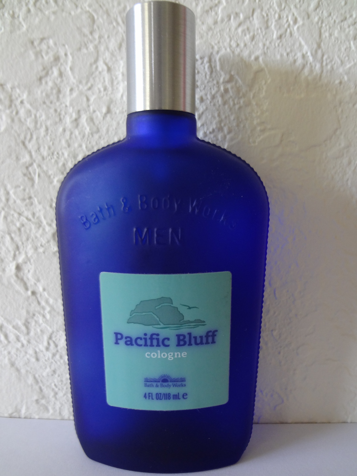 Bath & Body Works Men PACIFIC BLUFF Cologne 4 fl oz / 118 ml