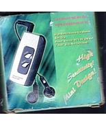 FM Micro Scan Radio - $6.95