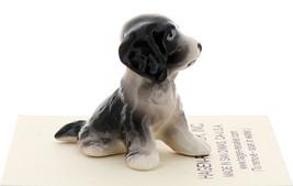 Hagen-Renaker Miniature Ceramic Dog Figurine English Springer Pup image 2
