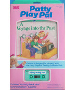 1987 IDEAL TALKING ANIMATED  PATTY PLAY PAL A VOYAGE INTO THE PAST BOOK ... - $18.81
