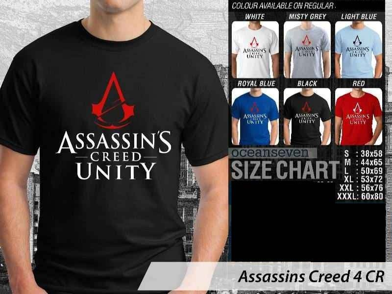 Assassins Creed Many Color & Design Option T-Shirt Man's