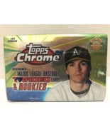 2000 Topps Chrome Major League Baseball Cards Traded & Rookies Sealed Ho... - $134.99