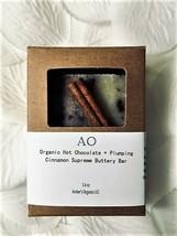 "Organic Dark Hot Chocolate + Plumping Cinnamon ""butter me up"" Beauty Bar... - $3.96"