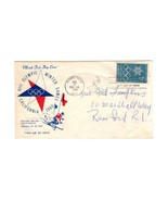 Skiing Olympic Winter Games VIII 1960 Postal History First Day of Issue ... - $14.99