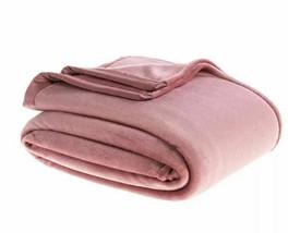 Berkshire Classic Pink Velvety Plush King Blanket - $34.65