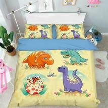 3D Animals 1331 Bed Pillowcases Quilt Duvet Cover Set Single Queen King Size AU - $90.04+