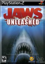 PS2 - JAWS Unleashed (2006) *Complete w/Case & Instruction Booklet* - $12.00