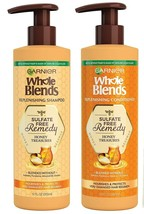 2 Pack Sulfate Free Remedy Honey Treasures Conditioner For Dry HAIR12.0FL Oz - $31.68