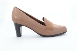Abeo Ventura Pumps Dress Shoes Walnut Women's Size 8 Neutral Footbed ()3605 - $29.00