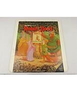 CED Walt Disney Robin Hood Video Disc - RARE - HARD TO FIND  !!!! - $39.60