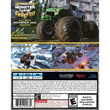 Monster Jam (PS4) Game Mill - $31.52