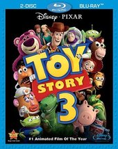 Disney Pixar Toy Story 3 (Blu-ray, 2010)