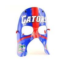 (6) NCAA FLORIDA GATORS FAN MASK LOT RALLY FACE MOLDED PLASTIC SWAMP UF ... - $22.72