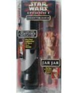 JAR JAR STARWARS EPISODE 1 COLLECTORS WATCH - $8.18