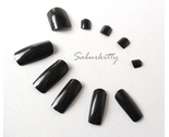 Black nails toe set 1 thumb155 crop