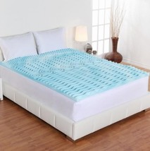 2 INCH ORTHOPEDIC GEL FOAM MATTRESS TOPPER Bedding Essentials!!  ALL SIZES - $39.99+