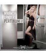 Miranda Lambert  ( Platinum ) - $2.00