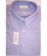 NWT Van Heusen Men's Lavender Wrinkle Free Dress Shirt, 16.5 (32/33), Large - $22.99
