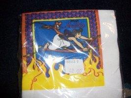 Hallmark Aladdin Cake Napkins - $10.84