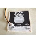 Connector CABLE ONLY~DICON 370LB 120 Volt AC SMOKE ALARM - $9.85