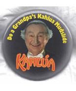 Halloween Collectible Grandpa Munster Kahlua Mudslide Pin back button badge - $7.99