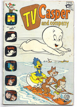 Comics Casper Comic Book Oct No. 28 TV CASPER the Friendly Ghost Harvey ... - $12.99