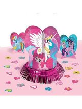 Table Decorating Kit | My Little Pony Friendship Collection | Party Accessory - $9.61
