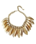 Napier BOOK PIECE Necklace as worn by Arlene Fr... - ₨30,008.89 INR