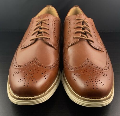 Cole Haan OriginalGrand Long Wingtip Woodbury Oxfords C21133 Mens Size US 7 M