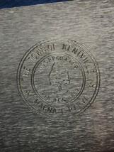 Niagara Falls Zippo Lighter Pat. 1950 Kentville Latin Magna E Parva Rare Find ! - $109.00