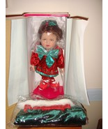 Marie Osmond Merry Kisses Christmas Stocking Girl Hershey's - $24.99