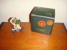 Boyds Bears Mr Baybeary 2001 Wishes Ornament - $15.99