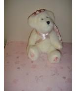 "Boyds Longaberger Faith L. Bearywell Plush Bear 6"" HOH Exclusive , NWT - $19.99"
